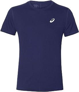 ASICS Silver SS Top T-Shirt Mixte