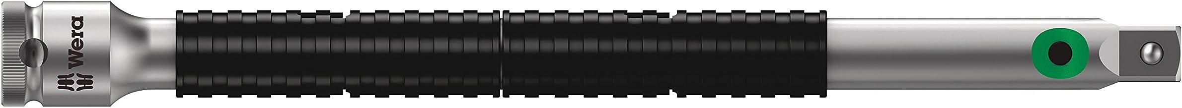 Wera 003531 Zyklop 8796 LA przedłużacz elastyczny zamek 1/4-cala 150 mm