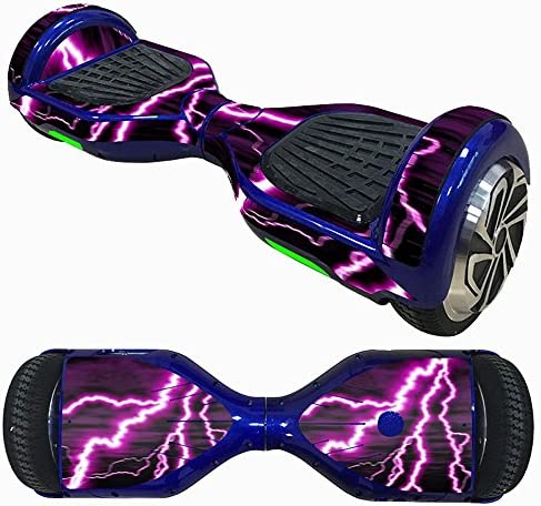 Bolayu 6 5 Inch Self Balancing Scooter Skin Sticker for Hover Electric Skate Board Two Wheel product image