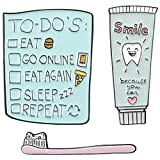 Enamel Toothpastes Review and Comparison