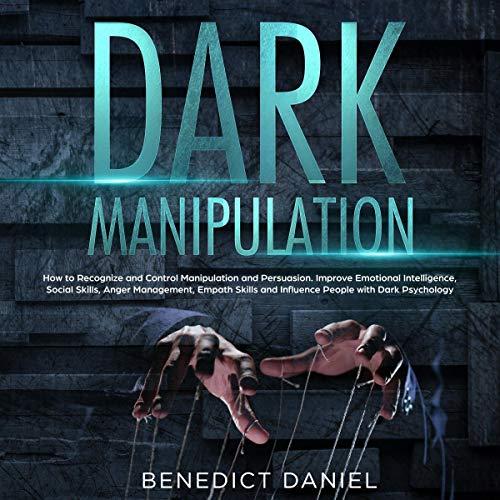 Dark Manipulation audiobook cover art
