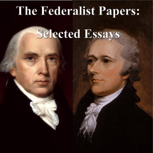 The Federalist Papers Titelbild