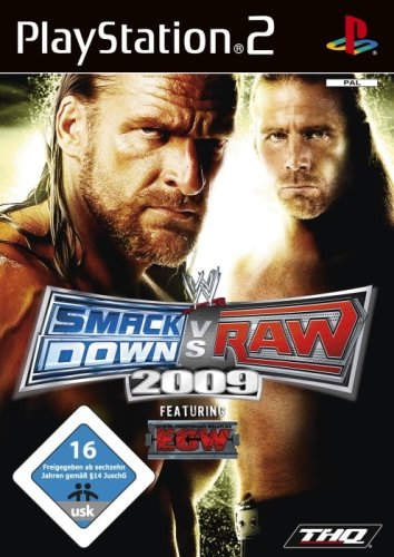 WWE Smackdown vs. Raw 2009 [Edizione : Germania]