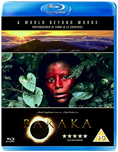 Baraka [Blu-ray] [UK Import]