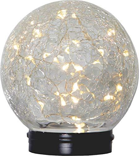 Best Season Solar Beleuchtung, Glory, transparent, 12 x 13 x 12 cm, 480-40