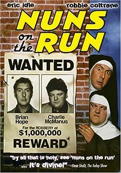 DVD Nuns On The Run Book