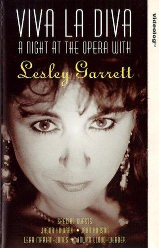 Lesley Garrett: Viva La Diva [VHS]