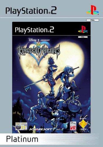 Kingdom Hearts Platinum (PS2)