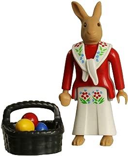 Playmobil Pink Girl Fi?ures 5597 Series 8 Easter Bunny Figure