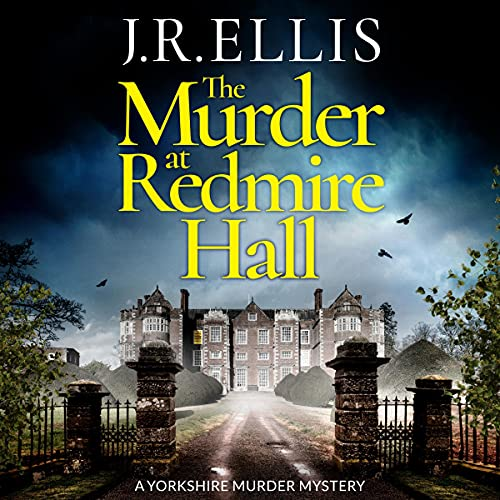 The Murder at Redmire Hall cover art
