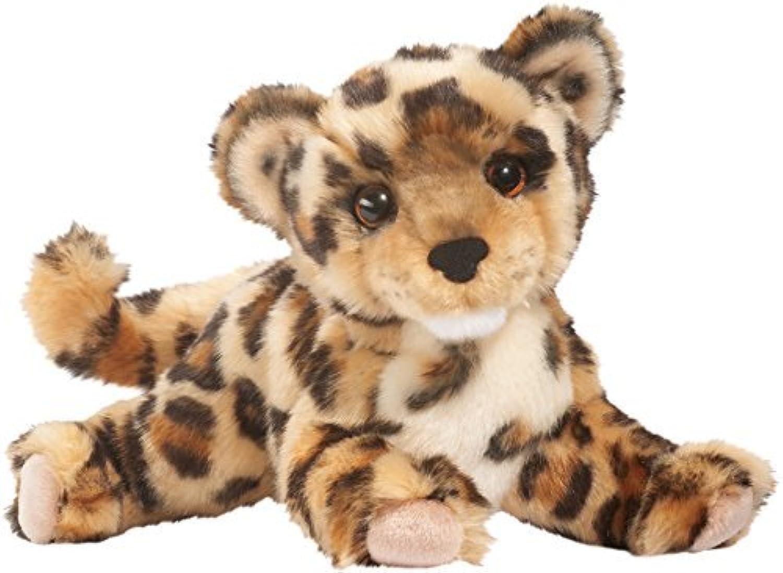 tiempo libre Spatter Leopard Cub Cub Cub by Douglas Cuddle Juguetes  orden ahora disfrutar de gran descuento