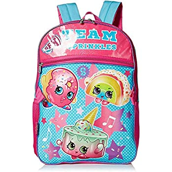 Shopkins Girls Backpack with Lunch, blue, One | Shopkin.Toys - Image 1