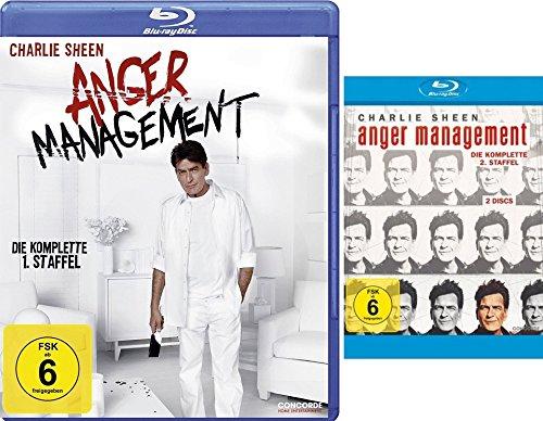 Anger Management - Staffel 1+2 [Blu-ray]