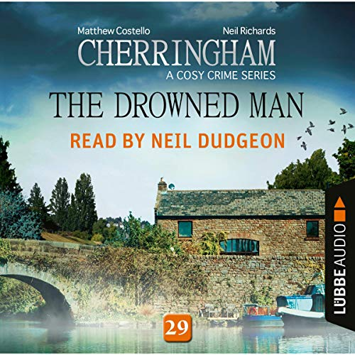 The Drowned Man audiobook cover art