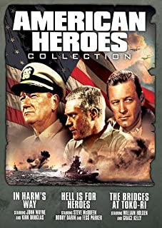 American Heroes Collection: (The Bridges at Toko-Ri / Hell Is For Heroes / In Harm's Way)