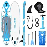 Icefox Stand Up Paddling Board, aufblasbares SUP Board, Stand Up Paddle Board Set