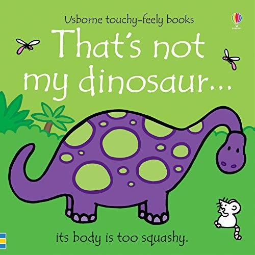 That's not my dinosaur...: 1