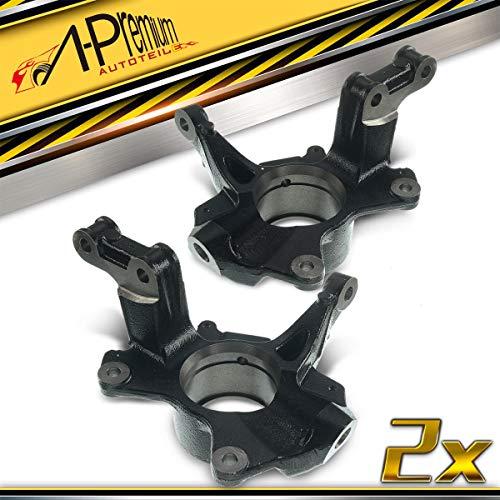 2 soportes de rueda delantera izquierda y derecha para Grand Scénic III Megane 3 CC 2010-2019 400147163R