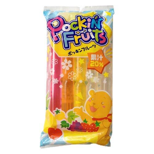 マルゴ ポッキンフルーツ果汁20% 10本入 【12袋セット】