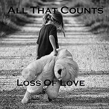 Loss of Love