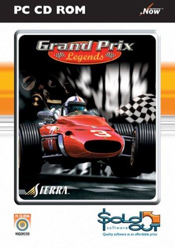 Grand Prix Legends  [Edizione: Regno Unito]