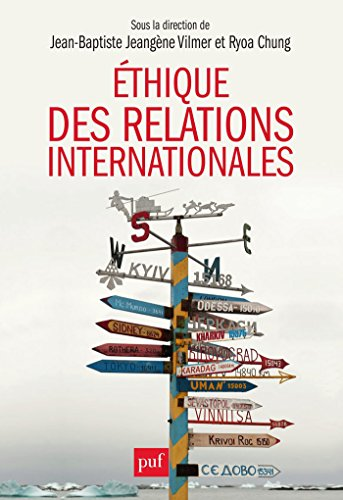 Éthique des relations internationales