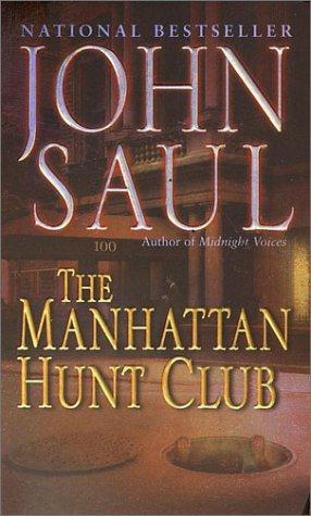 Ebook The Manhattan Hunt Club By John Saul