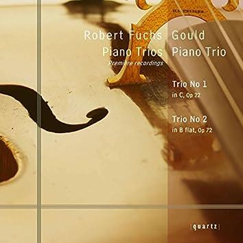 Fuchs: Piano Trios Nos. 1 & 2