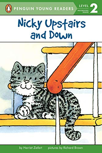Nicky Upstairs and Down (Penguin Young Readers, Level 2)の詳細を見る