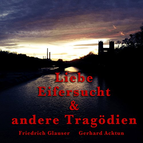 Liebe, Eifersucht und andere Tragödien audiobook cover art