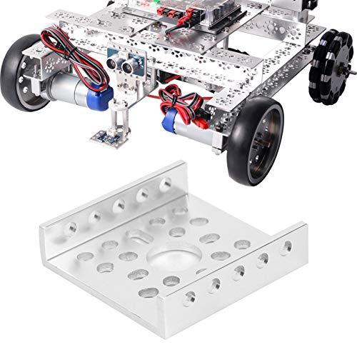 ロボット工学アクセサリ、大きな中央キャビティUチャネルは、Gobilda/TETRIX/FRCロボット用の単一の穴で収容力を最大化します