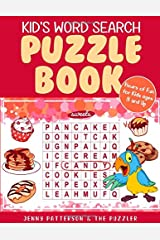 KID'S WORD SEARCH PUZZLE BOOK: FUN PUZZLES FOR KIDS AGES 8 AND UP Paperback