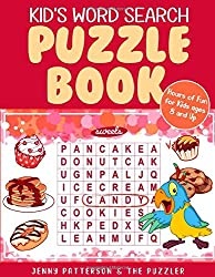 Kids Word Search Puzzle Book