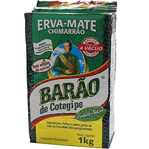 Mate Tee Barão De Cotegipe Nativa 1kg