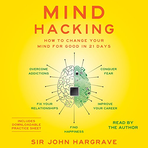 Mind Hacking audiobook cover art