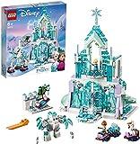 LEGO Disney Princess Il Magico Castello di Ghiaccio di Elsa, Set con le...
