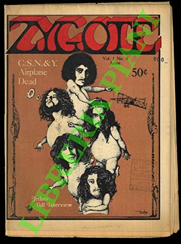 Zygote. III. Films Records. On tour with the dead. Jethro Tull Interview.
