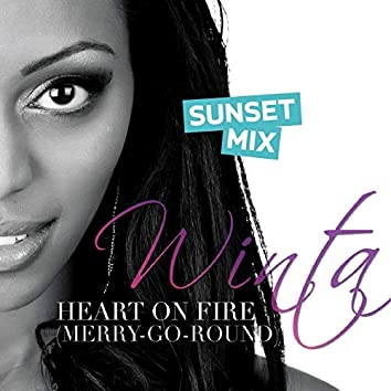 Heart on Fire (Merry-Go-Round) (Sunset Mix)