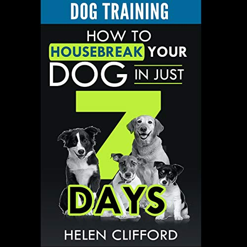 Training Your Dog in 7 Steps cover art