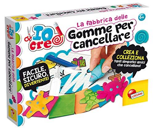 Lisciani Giochi - 77045 Gioco per Bambini La Fabbrica delle Gomme da Cancellare