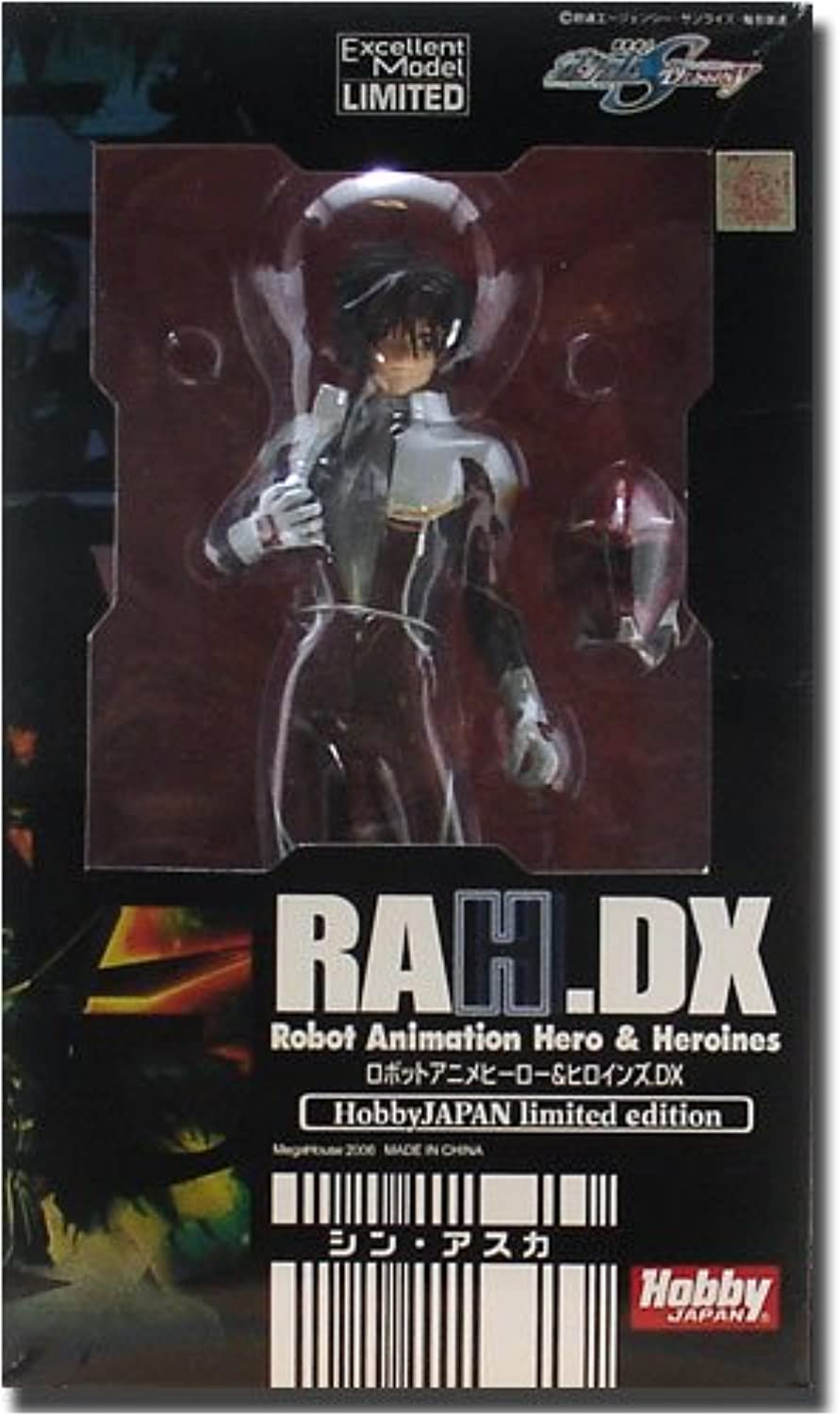 Gundam Seed Destiny RAH DX AsukaPVC Statue 1 8 Scale Hobby Japan Limited Edition (japan import)