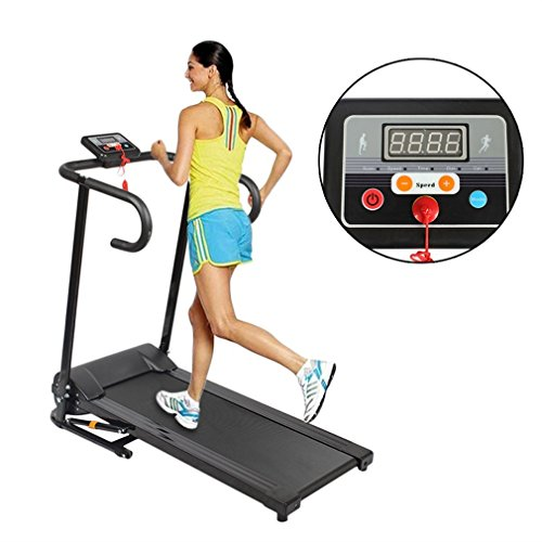 New Motorised Electric 10km Treadmill Running...