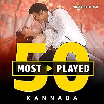 50 Most Played: Kannada