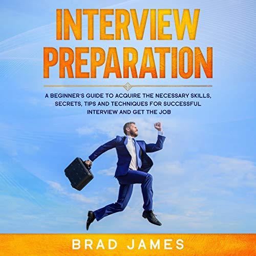 Interview Preparation audiobook cover art
