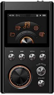 Adesign MP3 Joueur avec Bluetooth, portable haute fidélité sans perte sonore de qualité de son joueur de musique, écran de...
