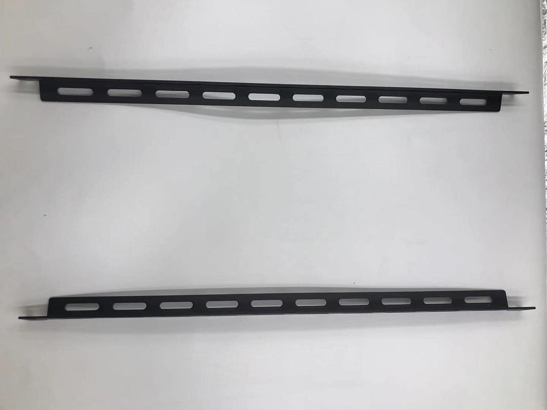 Raising Electronics 1U Horizontal Rack Mount 19 Inch Support Rails Back Heavy Weight Support