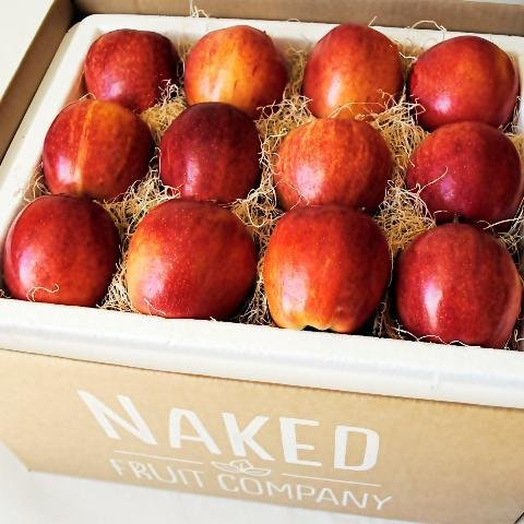 12 pack Gala Apple Box