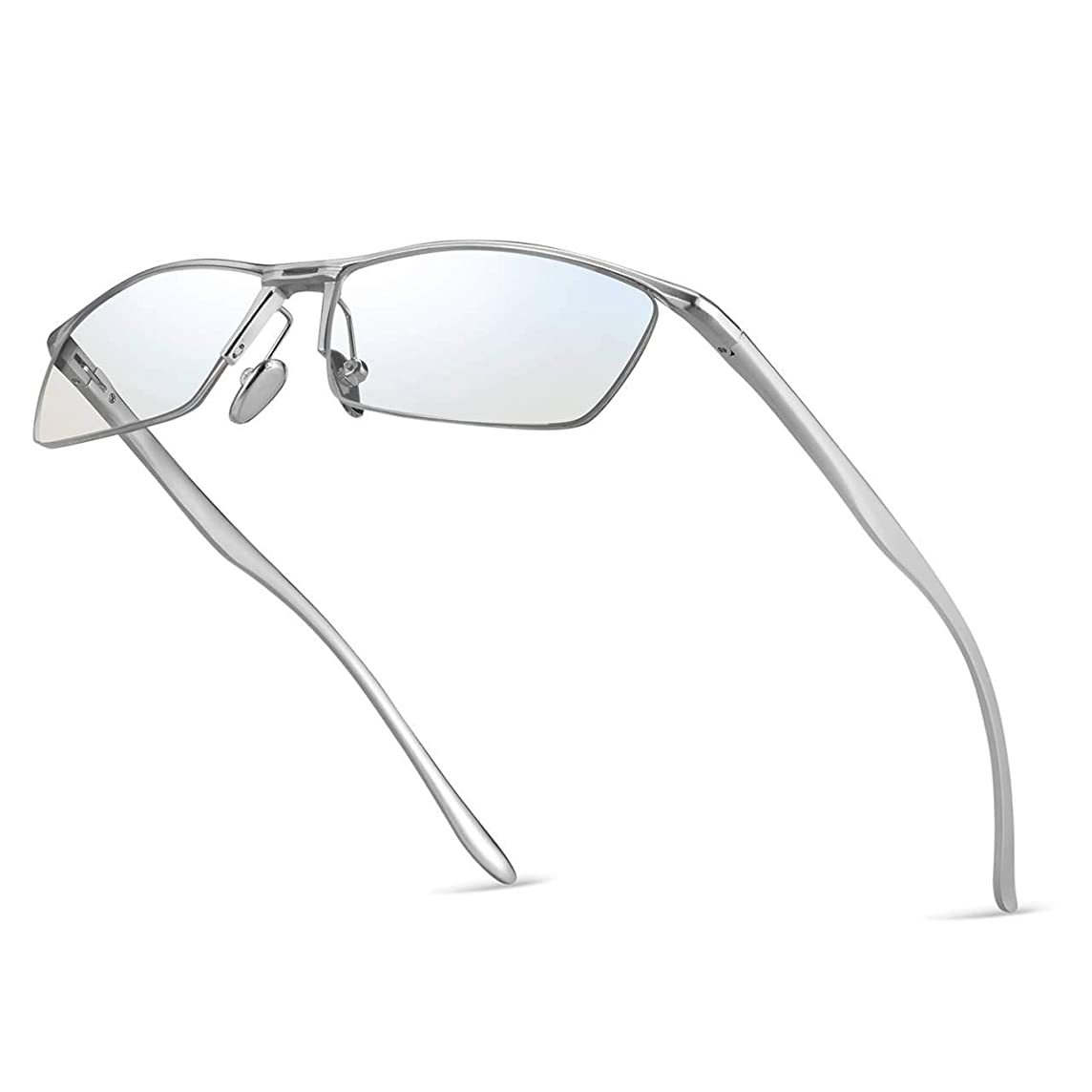 スタジオファントムエレベーターCEETOL ブルーライトカットメガネ パソコン用メガネ 伊達メガネ 超軽量 おしゃれ 輻射防止 ゲーム用 眼鏡 ケース めがね拭き付き 男女兼用