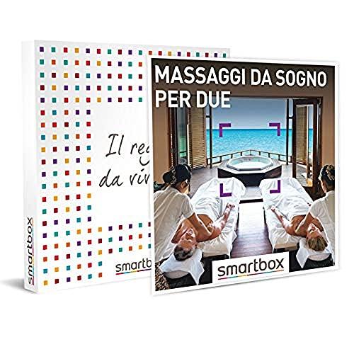 SMARTBOX - Cofanetto regalo coppia - idee regalo originale - Pausa benessere di lusso in spa