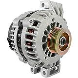 New DB Electrical 400-12480 Alternator Compatible with/Replacement for Buick Rainier 2004, 2005, Chevrolet Trailblazer 2002-2005, Isuzu Ascender 2003-2005, Saab 9-7X 2005 400-12480